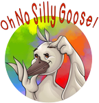 Oh No Silly Goose- Inspirational Children's Book, Silly Goose Stuffed Animals, Silly Goose Children's game App